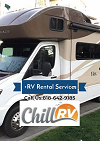 Nobody Offers RV Rental Services Better Than Us In Venice Be Logo
