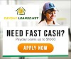 Instant payday loans online guaranteed approval loans Logo