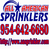 All American Sprinklers Logo