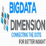 BigData Dimension Icon