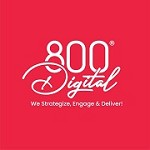 800 Digital Icon