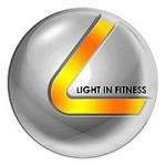 Light in fitness Icon