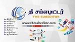 Tamilthesubeditor Icon
