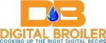 Digital Broiler Icon