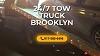 247 Tow Truck Brooklyn  Roadside Assistance Icon