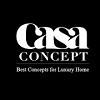 Casa Concept Icon