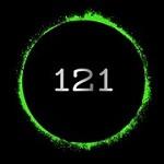 121 Fitness Icon