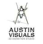 Austin Visuals 3D Animation Studio Icon