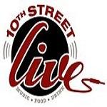 10th Street Live Icon