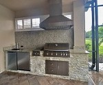 Rosevile Outdoor Kitchen Solutions Icon