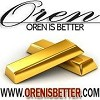 Oren Is Better Icon