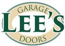 L -E - E Garage Door Repair & Gate Service Icon