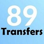 89 Transfers Icon