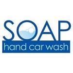 Soap Hand Car Wash Icon