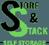 Store and Stack Self Storage Icon