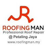 Roof Leaking Specialist PJ - Roofing Man Icon