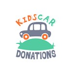 Kids Car Donations Icon