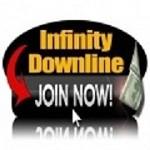 Infinity Downline Icon