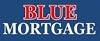 Blue Mortgage Icon