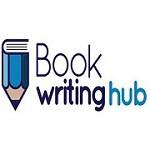 Book Writing Hub Icon