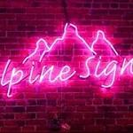 Alpine Signs  Icon