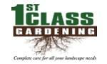 1st Class Gardening Icon