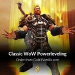 Classic WoW Powerleveling