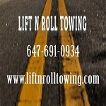 Lift N Roll Towing Icon