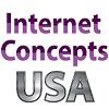 Internet Concepts USA Icon