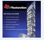 Emergency Plumber | GTA Restoration Inc Icon