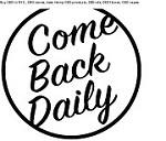 Comeback Daily CBD Icon