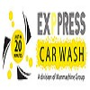Exppress Car Wash Icon