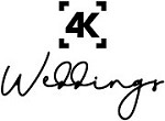4K Weddings Icon