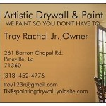 Artistic Drywall & Paint Inc.