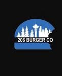 206 Burger Company Icon