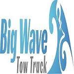 Big Wave Tow Truck Huntington Beach Icon