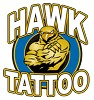 Hawk Tattoo Icon