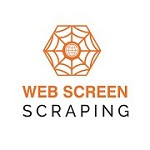 Web Screen Scraping Icon