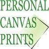 Personal Canvas Prints Icon
