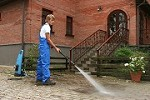 Iconic Pressure Washing And Window Cleaners Icon
