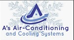 A's Air-conditioning and Cooling Systems Icon