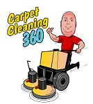 Carpet Cleaning 360 Icon