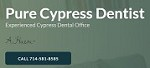 Pure Cypress Dentist Icon