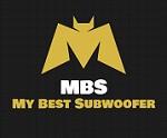 MyBestSubwoofer Icon