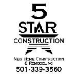 5 Star Construction & Home Improvement LLC Icon