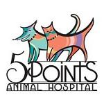 5 Points Animal Hospital Icon