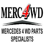 Mercedes Parts - Merc4wd