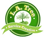L.A. Tree service Creative Corp. Icon
