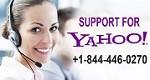 Yahoo Email Customer Care Icon