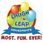 Laugh n Leap - Camden Bounce House Rentals & Water Slides Icon